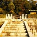 歴史紀行 飛鳥時代編  11    推古天皇 陵