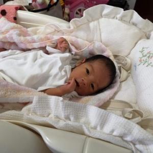2人目の子供が産まれました!