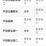 『埼京線戸田市内3駅の市営駐輪場の定期利用2次募集が始まりました』の画像