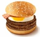 【企業】マクド、「月光バーガー」21日から発売 ビーフパティが3枚