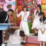 『【乃木坂46】イジリー岡田 中田花奈を殴る・・・』の画像