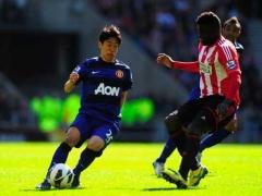 英紙、香川を好評価「彼の才能がよく出ていた」