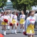 2001年 横浜開港記念みなと祭 国際仮装行列 第49回 ザ よこはまパレード その14(横浜市立金沢高等学校バトントワリング部編)