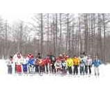 『村里代表による日墺協会スキー講習会開催』の画像
