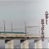 『白鳥とハヤブサ』の画像