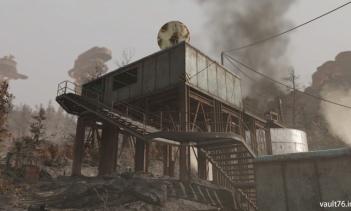 放棄された鉱山シャフト(Abandoned mine shaft)