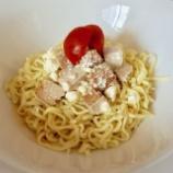 『【ゆず活レシピ】ちょい足し簡単! 即席麺のアレンジレシピ2選』の画像