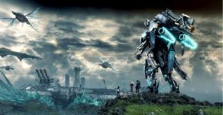 Wii U『ゼノブレイドクロス』の公式設定資料集が12月25日発売決定!