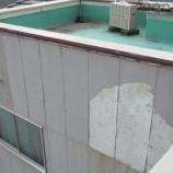『ガルバの外壁材を重ね張り』の画像