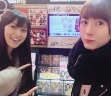 『【モーニング娘。'18】生田衣梨奈今度はプライベートで石黒彩と遊びに行きやがった』の画像