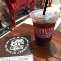 来たぜグルメバーガーグランプリ2017!GORILLA COFFEE 六本木ヒルズ店