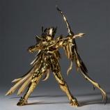 『TAMASHII NATION 2020開催記念商品、怒涛の連続レビュー!第六回「聖闘士聖衣神話EX サジタリアス星矢 GOLD24」』の画像