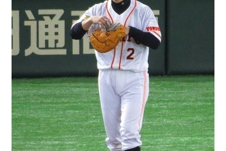 巨人阿部「井端塾」で一塁でもGグラブ取る! alt=