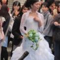 ミス&ミスター東大コンテスト2011 その14(平井結希・ウェディングドレス)