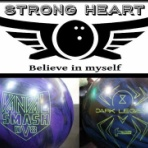 Bowling Team : Strong Heart