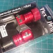 タモジョイント「昌栄 フレックスアームverⅡ」を買うてみた。