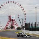 F1日本GP フリー走行2回目 | バルテリ・ボッタスがトップタイム