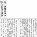 『(埼玉新聞)6〜9月の電力198万円分を削減 戸田市』の画像
