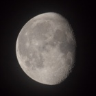 『BORG72FLによる月・木星・土星 2020/06/10』の画像