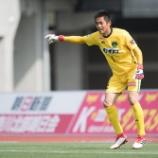 『[J3]SC相模原 現役引退を発表したGK川口能活 横浜FC三浦知良「どんな形でも良いからまた一緒にプレーしよう」』の画像