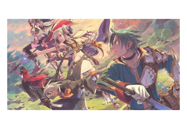 バンナムが新作RPG『グランクレスト戦記』を発表!