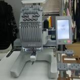 『タジマ工業製刺繍機『彩』の講習会を受けてきました!』の画像
