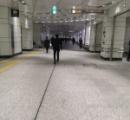 【画像】新宿駅、人がいない