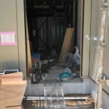 『内部大工工事の開始と玄関扉のトラブル【着工53日目】』の画像
