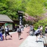 『2011/5/15都民の森から三頭山、入小沢ノ峰、玉川』の画像