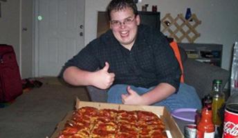 キモオタピザな俺の親友の話
