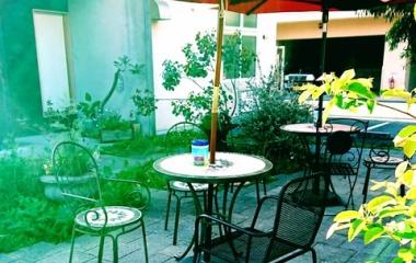 『緑に囲まれてランチできるパン屋さん★パン工房ファンベック』の画像