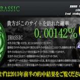 『【リアル口コミ評判】JRASSIC(ジェラシック)』の画像