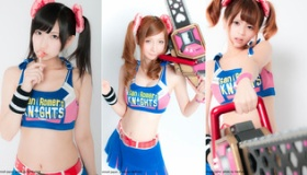 【髪型文化】   日本人って ツインテールが好きだよなぁ。 ツインテールのコスプレ画像などをみて。  海外の反応