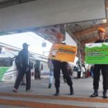 『駅でコロナを封じよ!!Rail Clinic4、デポック・ボゴールへ(3月5日)』の画像