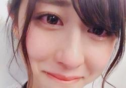 【衝撃】涙が・・・斎藤ちはるさんの泣き顔・・・・・