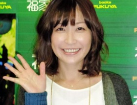 小野真弓 2歳年下男性と交際をテレビで告白