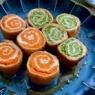 野菜のくるくる肉巻き弁当
