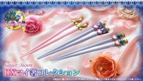 【商品】   日本から 1600円する 「セーラームーンの箸」が発売しているぞ。  海外の反応