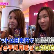 Berryz工房のタイ公演のチケット約12,000円 アイドルファンマスター