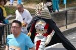 92歳の喜多嶋さんは甲冑姿でゴール!地獄大使もおった交野マラソン当日の様子(後編)