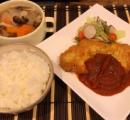 【画像】お前らー!!夜ご飯できましたよ!!!