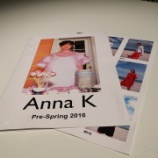 『Anna K(アンナケー)Pre-Spring 2016』の画像