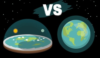 地球は球体ではなく平面・・・「地球平面説」を信じる人が急増! その要因がwwwwww