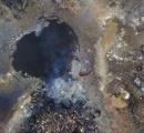 カナダ最大の石油プラントが爆発