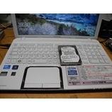 『起動できないTOSHIBA Dynabook の修理作業』の画像
