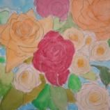 『香りを運ぶバラ』の画像