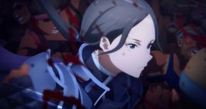 【SAO アリシゼーション2期】第9話 感想 ただ剣を振るうのみ【ソードアート・オンライン】
