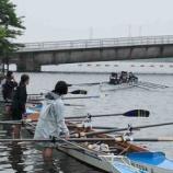 『次の戸田市議会だより表紙は、本日彩湖で開催された戸田市親子ボート教室、カヌー教室の写真になる予定です。』の画像
