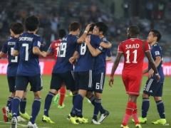 【 日本代表 vs オマーン 】試合終了!後半を守り切った日本代表、1-0でオマーンを下し2連勝!決勝T進出を決める!