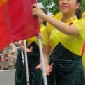 2016年横浜開港記念みなと祭国際仮装行列第64回ザよこはまパレード その98(関東学院マーチングバンド)
